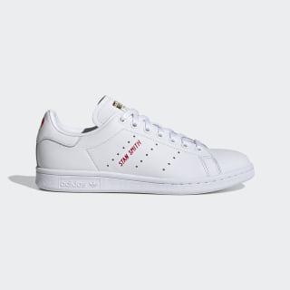 Stan Smith Shoes Cloud White / Scarlet / Gold Metallic FV8260