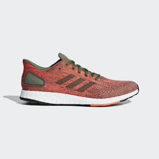 Tenis Pureboost DPR Raw Khaki / Raw Khaki / True Orange F36635