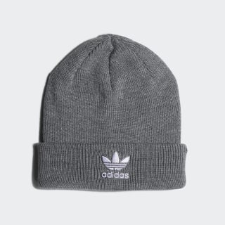YOUTH TREFOIL BEANIE Medium Grey CM1467