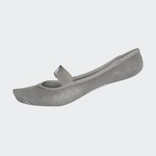 Calcetines Yoga - S/M Grey/White BH0330