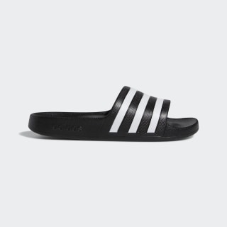 Adilette Aqua Slides Core Black / Cloud White / Core Black G28723