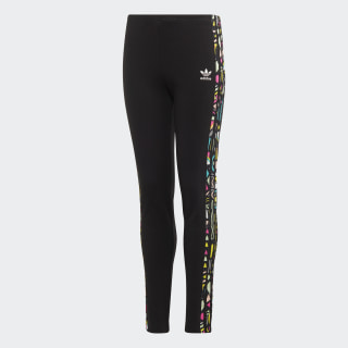 Leggings Black / Multicolor EJ5624