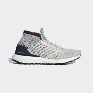 UltraBOOST All Terrain Schuh Clear Brown / Legend Ink / Ftwr White F35237