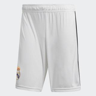 Real Madrid Home Shorts Core White / Black DH3371