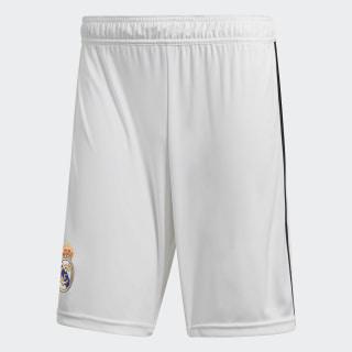 กางเกงฟุตบอลโฮมเรพลิกา สโมสรเรอัลมาดริด Core White / Black DH3371