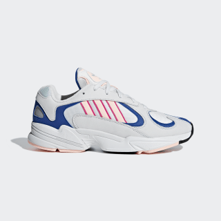 Yung 1 Shoes Crystal White / Clear Orange / Collegiate Royal BD7654