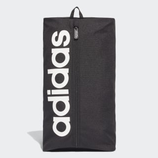 Linear Core Shoe Bag Black / Black / White DT4820