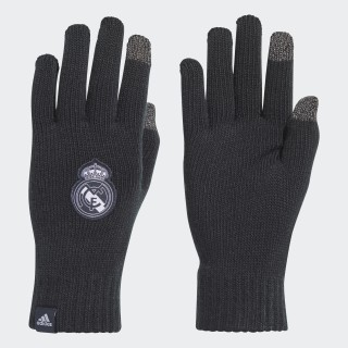Real Madrid Handschuhe Tech Onix / Dark Grey Heather / Bold Onix CY5616