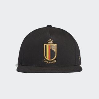 Belgium Snapback Cap Black / Black FL1719
