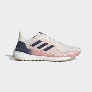 Solarboost 19 Shoes Chalk White / Tech Indigo / Glory Pink EG2361