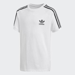 California T-shirt White/Black CE1064