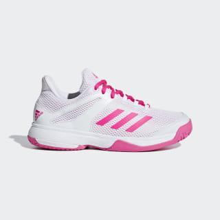 Adizero Club Shoes Cloud White / Shock Pink / Cloud White BB7940