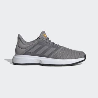 GameCourt Shoes Grey Three / Grey Three / Core Black EE3816