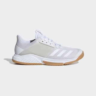 Crazyflight Team Shoes Cloud White / Cloud White / Gum D97700