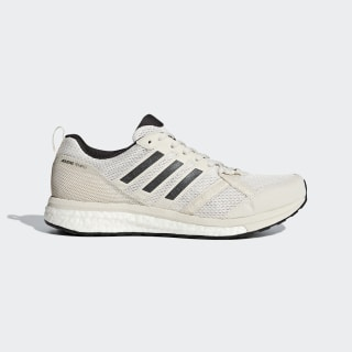 Chaussures adizero Tempo 9 Raw White / Carbon / Shock Red B37421