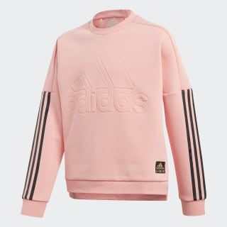 Crew Sweatshirt Glory Pink GJ0102
