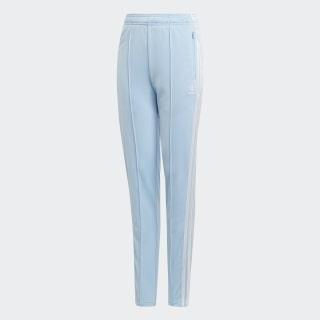 Pants Culture Clash High Waist Clear Sky / White DV2367