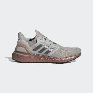 Ultraboost 20 Schuh Metal Grey / Grey Five / Signal Coral FV4389