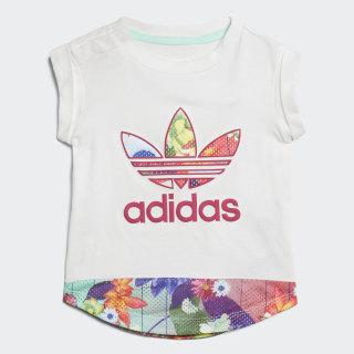 T-shirt GRPHC White/Multicolor CE4360