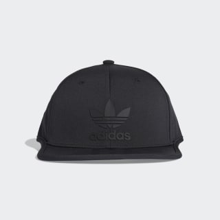 Boné 3-Stripes Snapback black / black DV0196