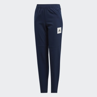 Pantalon AEROREADY Tapered Collegiate Navy / White FK9510