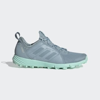 Terrex Speed Trail Running Shoes Ash Grey / Ash Grey / Clear Mint BC0455