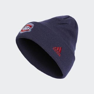 Canadiens Cuffed Beanie Blue CP7840