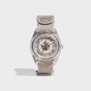 Process_C1 Watch Transparent / Rose Gold / Clay Brown EW1439