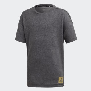 Holiday Tee Black / Matte Gold ED5778