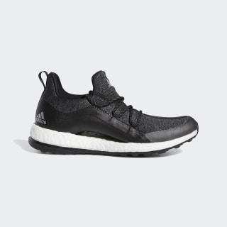 Pureboost Golf Shoes Core Black / Grey Six / Silver Metallic BD7195