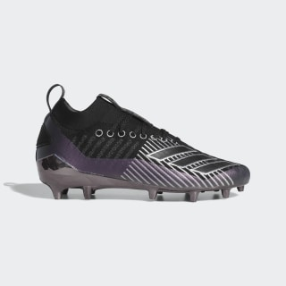Adizero 8.0 Primeknit Cleats Core Black / Core Black / Night Metallic BB7690