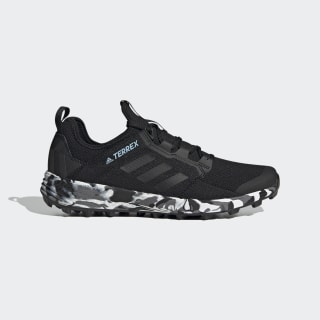 Sapatos de Trail Running Speed LD TERREX Core Black / Non-Dyed / Ash Grey BD7692