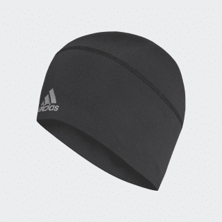 Climalite Loose Beanie Black / Black / Reflective Silver BR0796