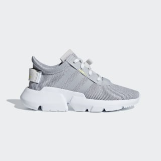 POD-S3.1 Shoes Grey Two / Grey Two / Shock Yellow B42073