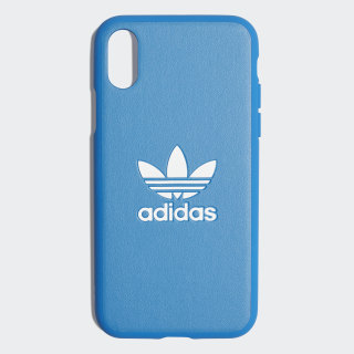 Funda iPhone X Basic Logo Bluebird / White CK6160