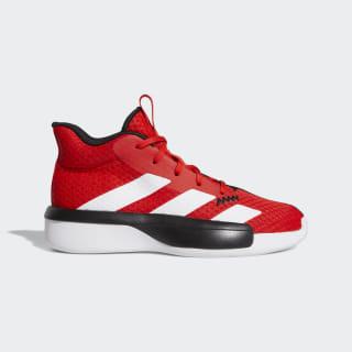 Zapatillas para básquet Pro Next 2019 Active Red / Cloud White / Core Black EF0855