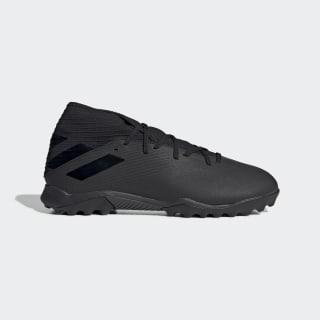 Zapatos de Fútbol Nemeziz 19.3 Césped Artificial Core Black / Core Black / Utility Black F34428
