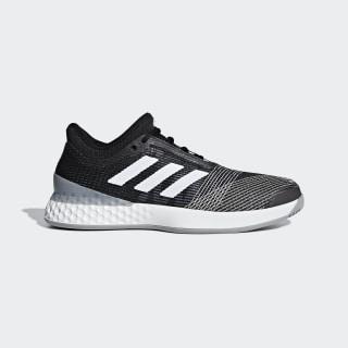 Кроссовки для тенниса adizero Ubersonic 3.0 core black / ftwr white / light granite G26298