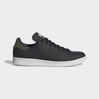 Chaussure Stan Smith Core Black / Night Cargo / Crystal White FV4116