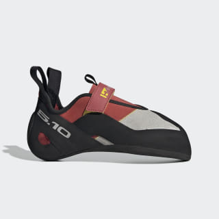 Five Ten Climbing Hiangle Shoes Half Red / Clear Grey / Core Black BC0922