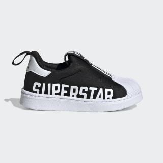 Superstar 360 X Schuh Core Black / Cloud White / Cloud White EG3408
