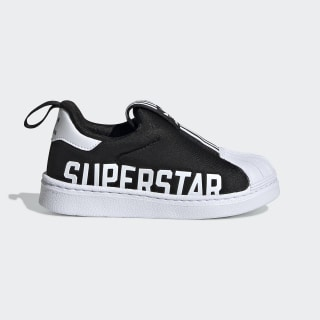Tenisky Superstar 360 X Core Black / Cloud White / Cloud White EG3408