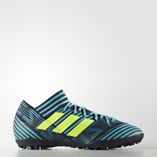 Calzado Nemeziz Tango 17.3 Césped Artificial LEGEND INK F17/SOLAR YELLOW/ENERGY BLUE S17 BY2463
