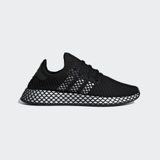 Chaussure Deerupt Runner Core Black / Silver Metallic / Core Black CG6088