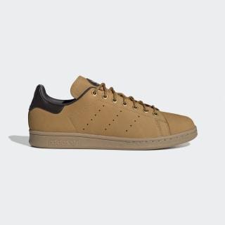 Stan Smith Shoes Mesa / Night Brown / Eqt Yellow EG3075