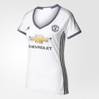 Camiseta tercera equipación Manchester United FC White / Bold Onix AI6660