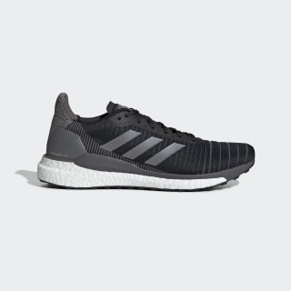 SolarGlide 19 Shoes Core Black / Grey / Cloud White G28463