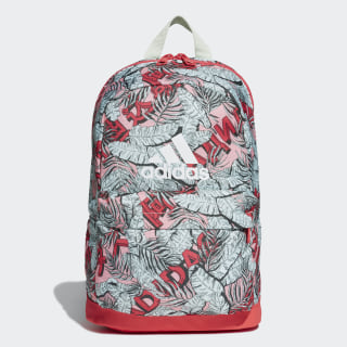 Classic Backpack Dash Green / Core Pink / White FN0990