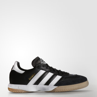 Samba Millennium Leather IN Shoes Black / Cloud White / Gold 088559