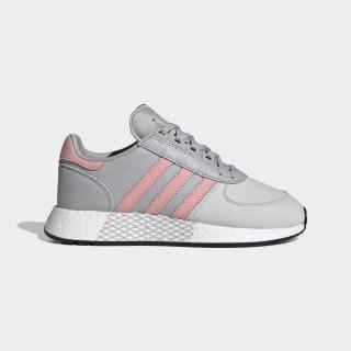 Tênis Marathon Tech Grey Two / Glory Pink / Grey One EF4421